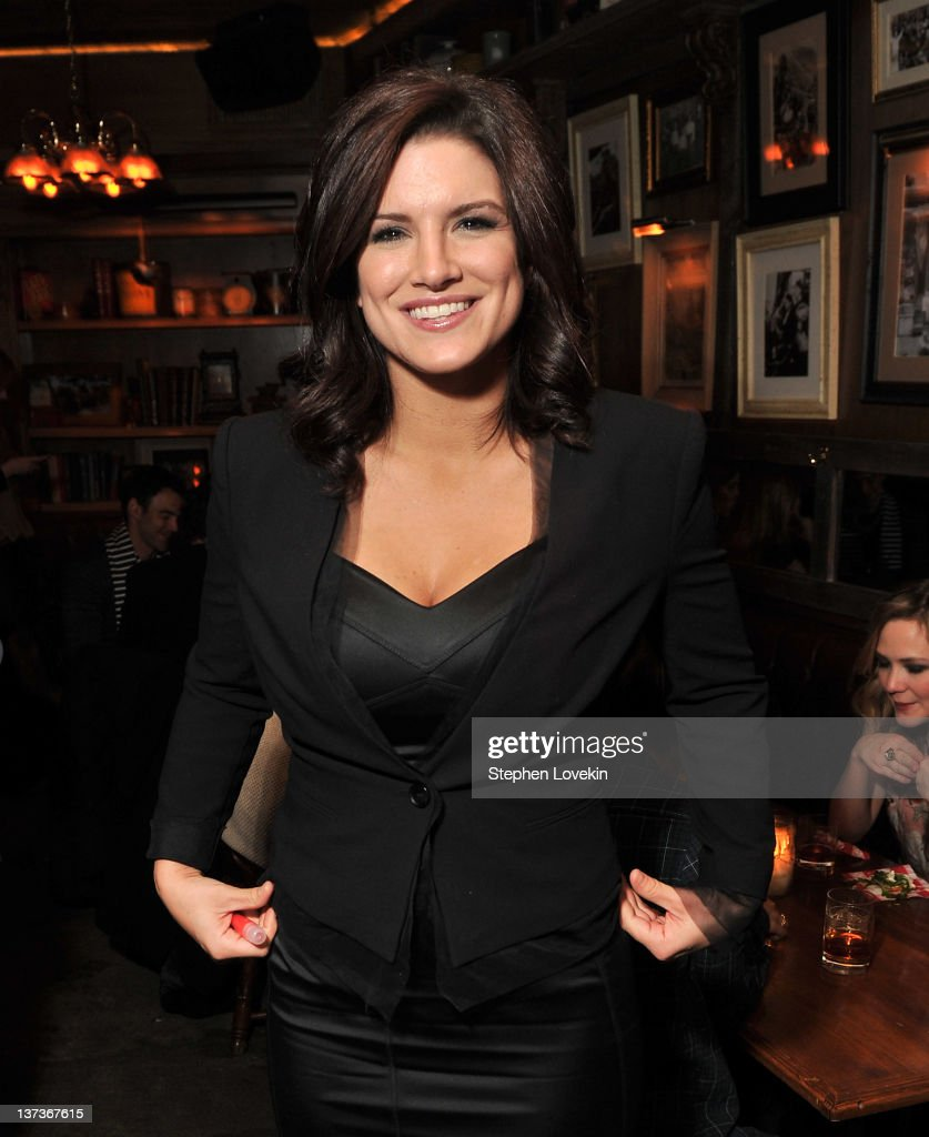 "The Cinema Society & BlackBerry Bold Host A Screening Of ""Haywire"" - After Party : News Photo"