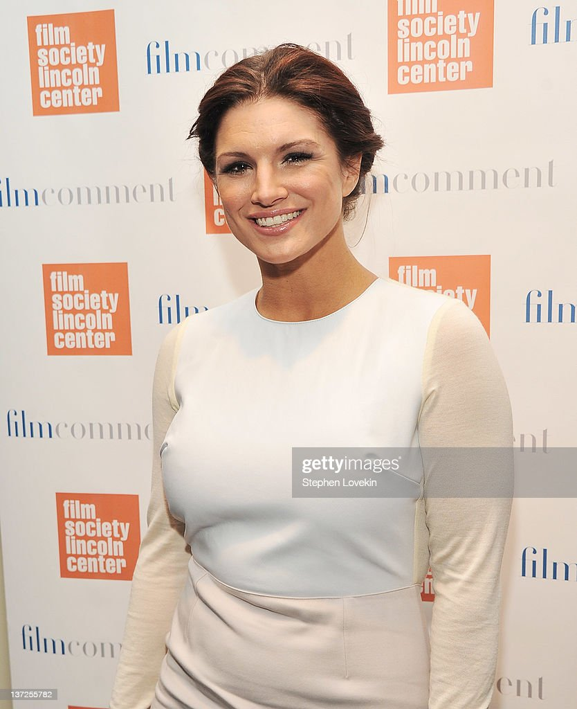 """2012 Film Comment Selects Sneak Preview Screening Of """"Haywire"""" : News Photo"""