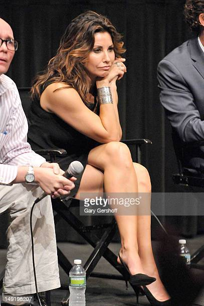 Actress Gina Gershon attends a screening of 'Killer Joe' at The Film Society of Lincoln Center on July 24 2012 in New York City