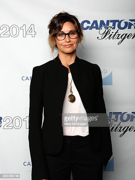 Actress Gina Gershon attends Annual Charity Day Hosted By Cantor Fitzgerald And BGC at Cantor Fitzgerald on September 11 2014 in New York City