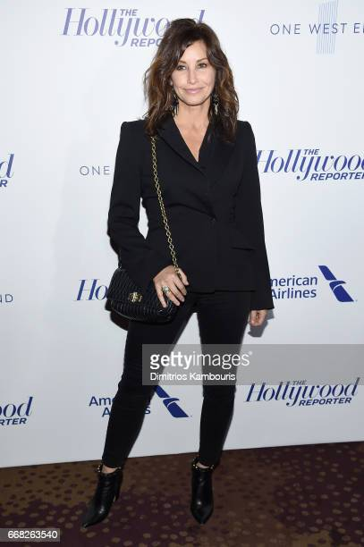 Actress Gina Gershon attends The Hollywood Reporter 35 Most Powerful People In Media 2017 at The Pool on April 13 2017 in New York City