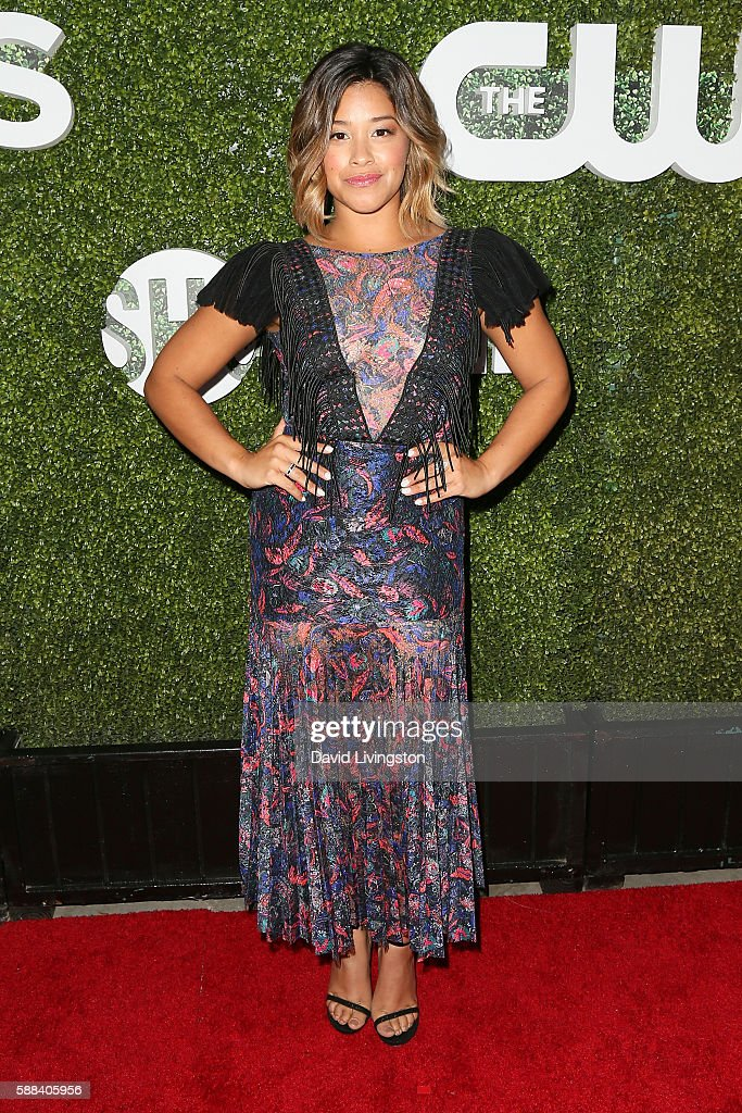 CBS, CW, Showtime Summer TCA Party - Arrivals : News Photo