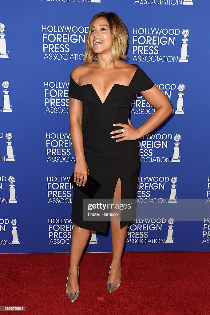 Hollywood Foreign Press Association's Grants Banquet - Arrivals : ニュース写真