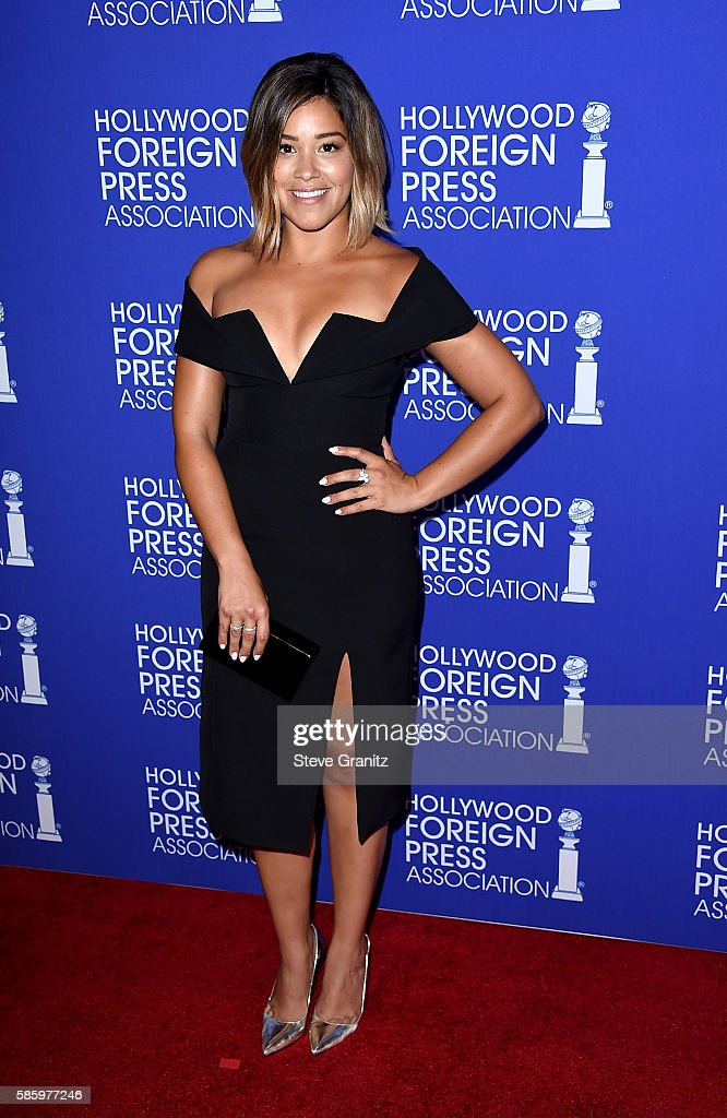 Hollywood Foreign Press Association's Grants Banquet - Arrivals : News Photo