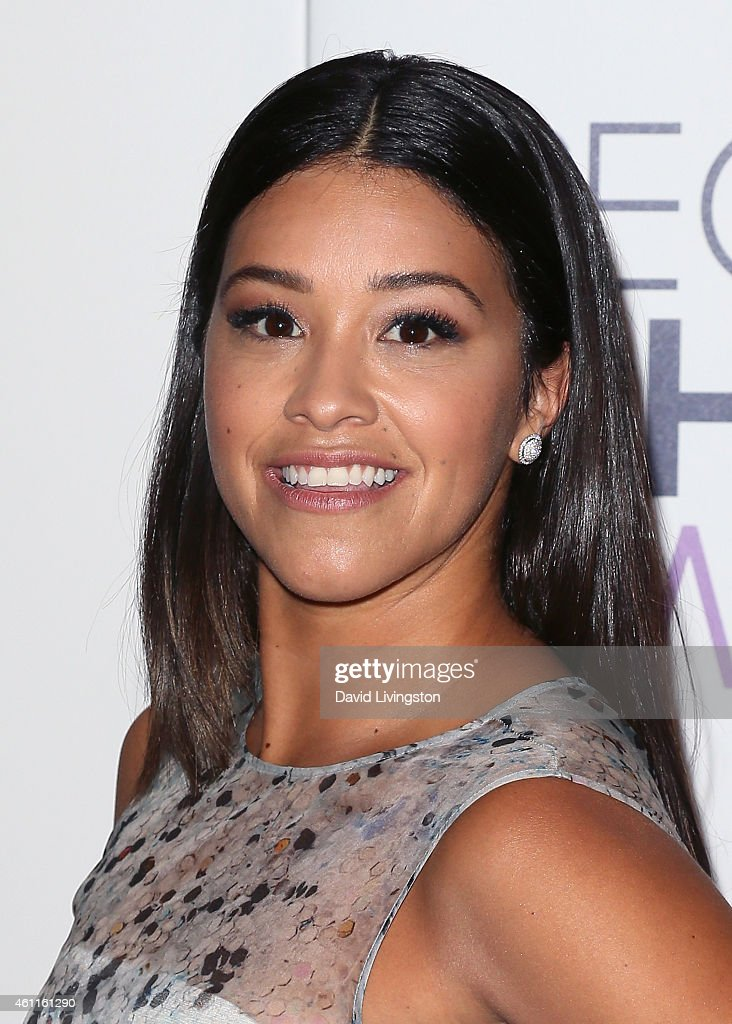 2015 People's Choice Awards - Press Room : News Photo