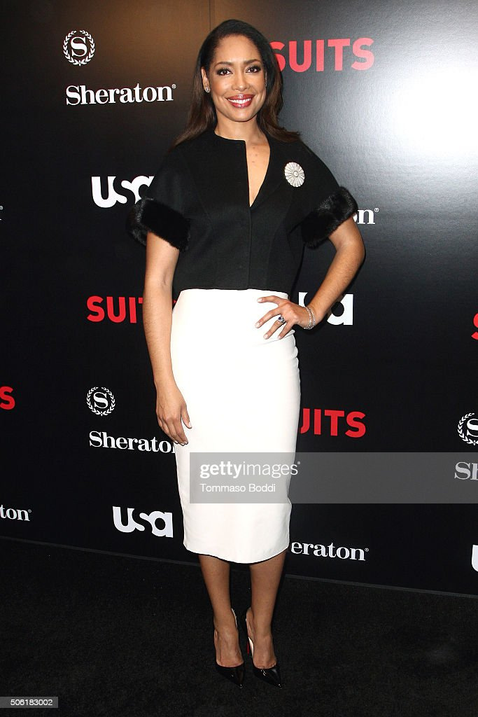 "Premiere Of USA Network's ""Suits"" Season 5 - Arrivals And Q&A"