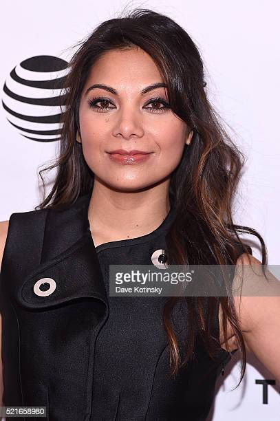 Actress Ginger Gonzaga attends the Dean Premiere during the 2016 Tribeca Film Festival at SVA Theater 1 on April 16 2016 in New York City
