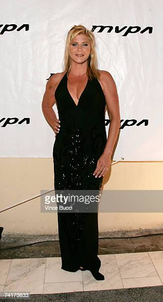 Actress Ginger Lynn attends the 16th Annual Music Video Production Association Awards on May 16 2007 at The Orpheum Theatre in Los Angeles California