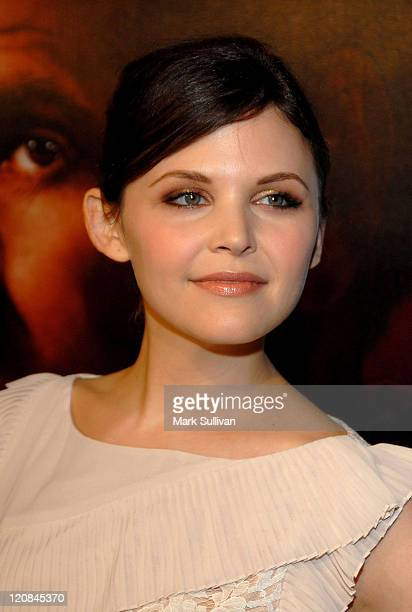 Actress Ginnifer Goodwin arrives at the 3rd season Los Angeles premiere of Big Love at The Cinerama Dome on January 14 2009 in Hollywood California