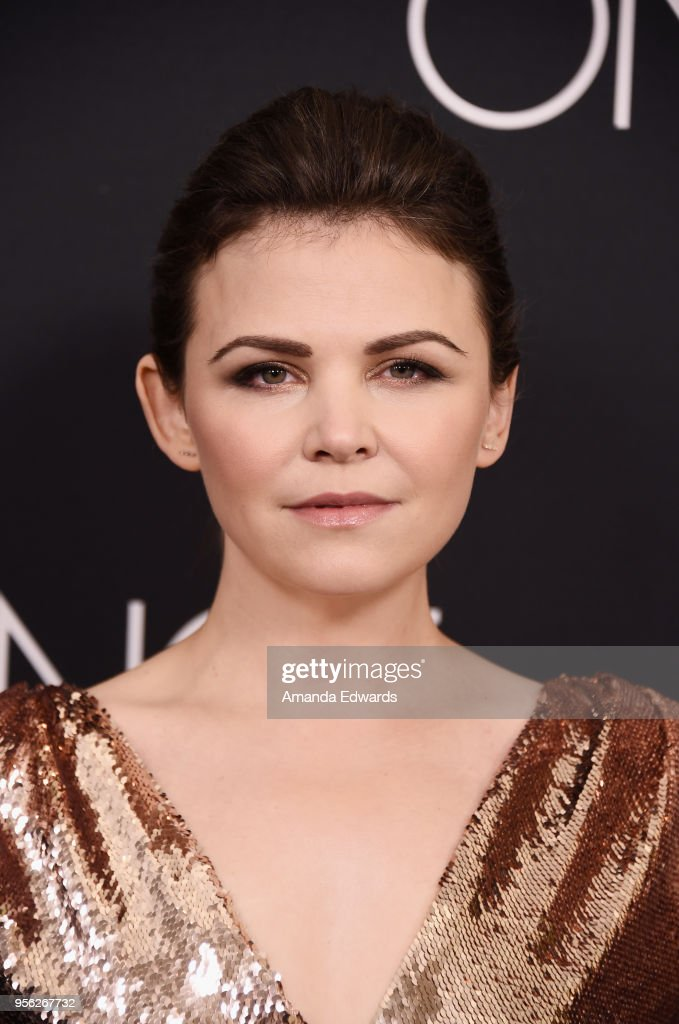 Actress Ginnifer Goodwin arrives at the 'Once Upon A Time' finale screening at The London West Hollywood at Beverly Hills on May 8, 2018 in West Hollywood, California.