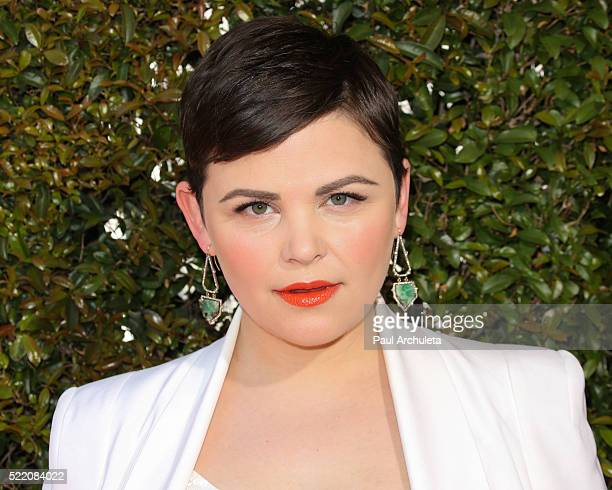Actress Ginnifer Goodwin attends the 13th Annual Stuart House Benefit presented by John Varvatos at John Varvatos on April 17 2016 in Los Angeles...
