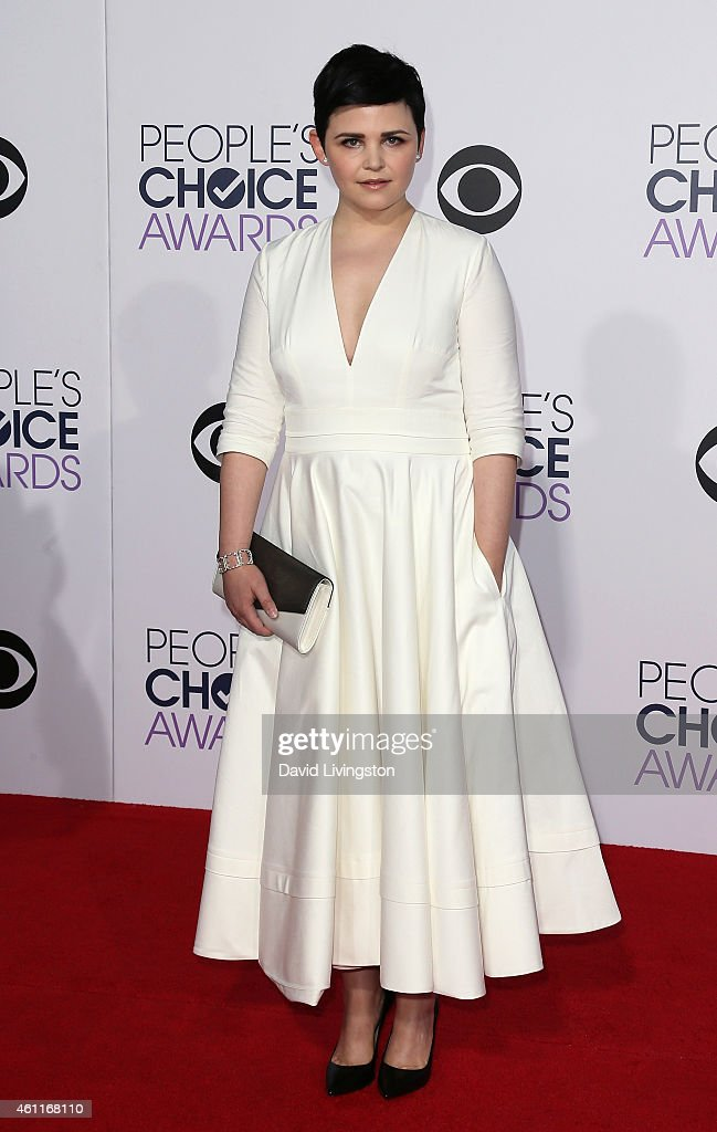 2015 People's Choice Awards - Arrivals