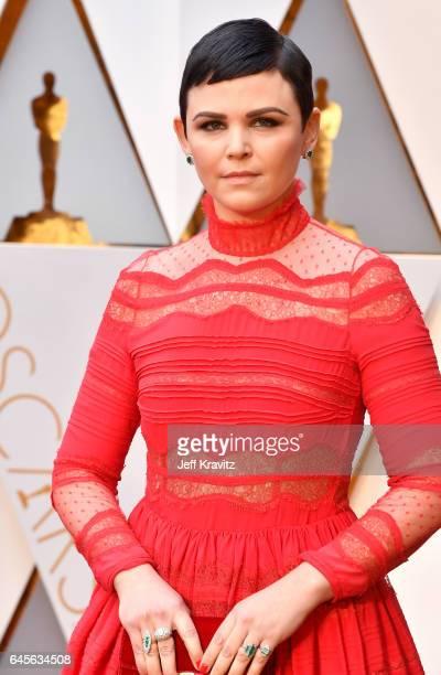Actress Ginnifer Goodwin attends the 89th Annual Academy Awards at Hollywood Highland Center on February 26 2017 in Hollywood California