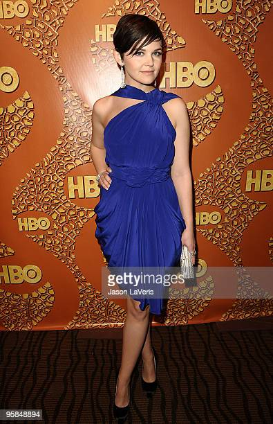 Actress Ginnifer Goodwin attends the official HBO after party for the 67th annual Golden Globe Awards at Circa 55 Restaurant at the Beverly Hilton...