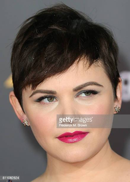 Actress Ginnifer Goodwin attends the Premiere of Walt Disney Animation Studios' 'Zootopia' at the El Capitan Theatre on February 17 2016 in Hollywood...