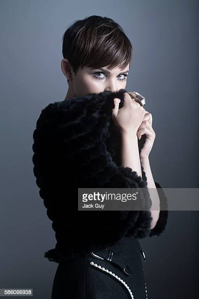 Actress Ginnifer Goodwin is photographed Emmy Magazine on September 26 2012 in Los Angeles California PUBLISHED IMAGE