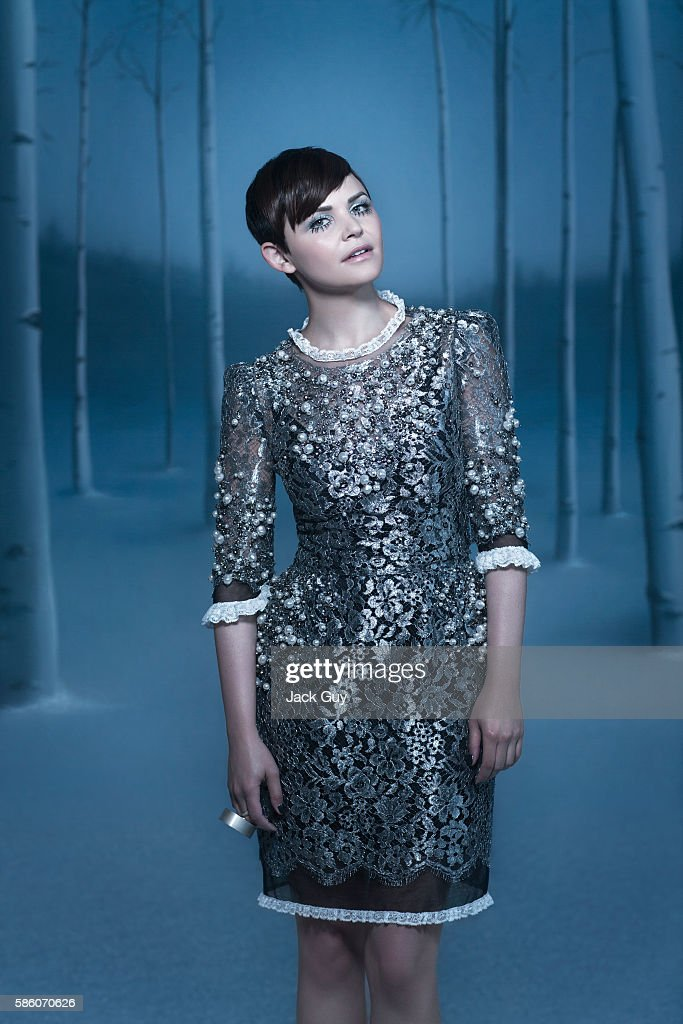Actress Ginnifer Goodwin is photographed Emmy Magazine on September 26, 2012 in Los Angeles, California. COVER