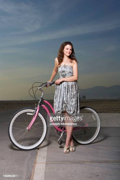 Actress Ginnifer Goodwin is photographed for Marie Claire UK on December 13 2006 in Los Angeles California PUBLISHED IMAGE