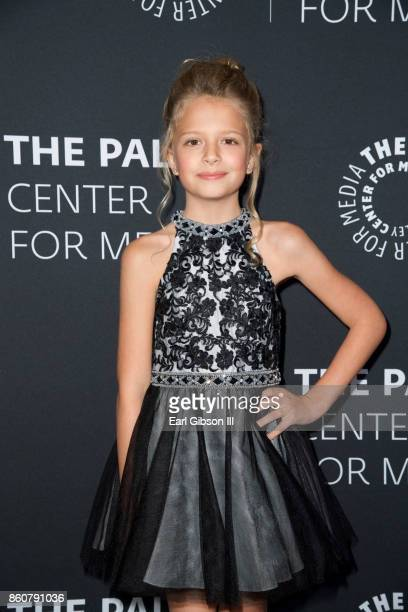 Actress Giselle Eisenberg attends Paley Honors In Hollywood A Gala Celebrating Women In Television at the Beverly Wilshire Four Seasons Hotel on...