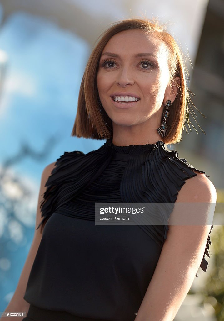 Actress Giuliana Rancic attends the World Premiere of Disney's 'Maleficent', starring Angelina Jolie, at the El Capitan Theatre on May 28, 2014 in Hollywood, California.