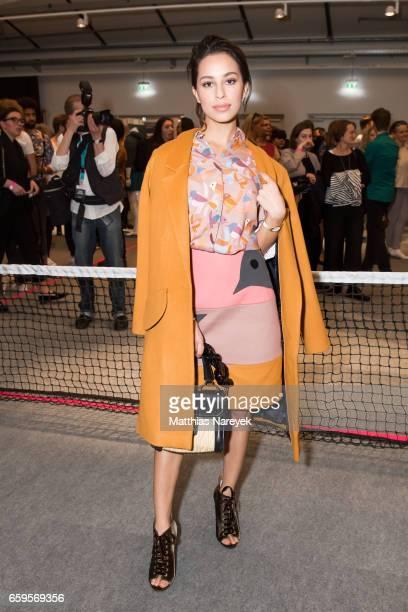 Actress Gizem Emre attends the BIDI DABU by Kilian Kerner presentation at Ellington Hotel on March 28 2017 in Berlin Germany