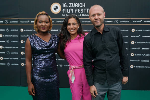 "CHE: ""That Girl"" Photocall - 16th Zurich Film Festival"