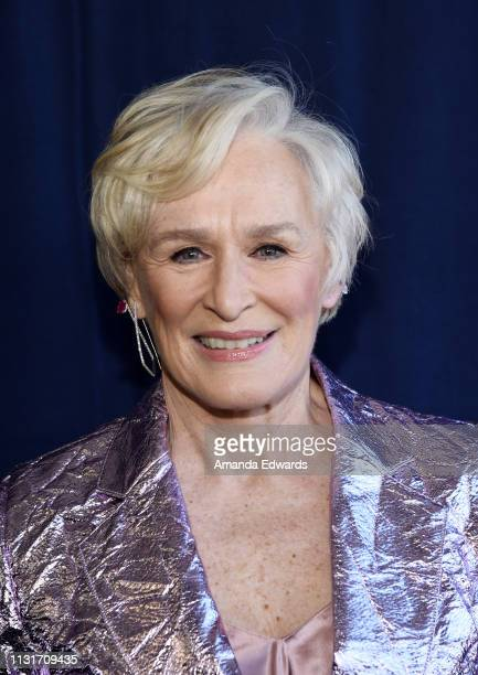 Actress Glenn Close attends the 2019 Film Independent Spirit Awards on February 23, 2019 in Santa Monica, California.