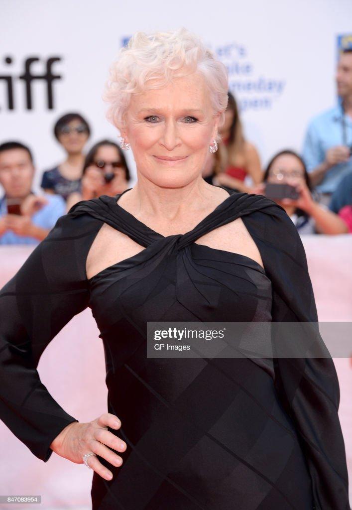 "2017 Toronto International Film Festival - ""The Wife"" Premiere - Red Carpet"