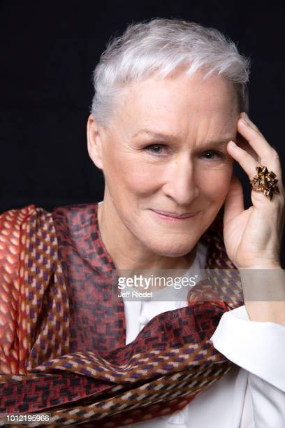 Actress Glenn Close is photographed for Variety on January 26 2017 in New York City