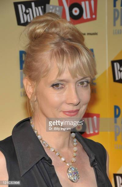 Actress Glenne Headley attends 'Baby It's You' Opening Night at Pasadena Playhouse on November 13 2009 in Pasadena California