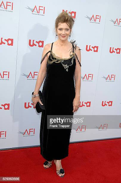 Actress Glenne Headly arrives at the 36th AFI Life Achievement Award honoring Warren Beatty held at the Kodak Theater in Hollywood