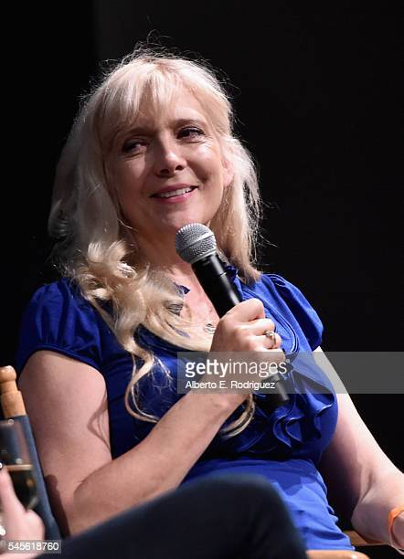 Actress Glenne Headly attends a reunion for 'Two Days In The Valley' at NeueHouse Hollywood on July 8 2016 in Los Angeles California