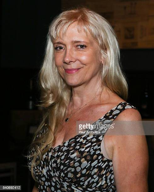 Actress Glenne Headly attends the after party of 'Big Sky' opening night at Napa Valley Grille on June 15 2016 in Los Angeles California