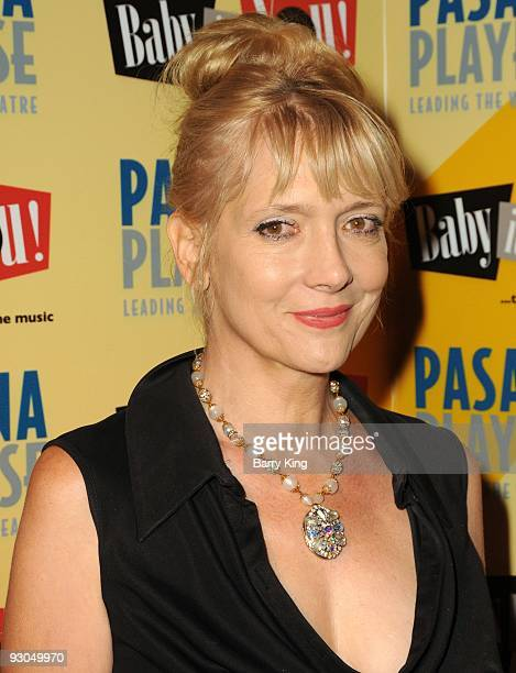Actress Glenne Headly attends the 'Baby It's You' Opening Night at the Pasadena Playhouse on November 13 2009 in Pasadena California