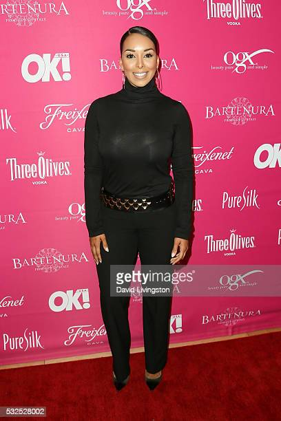 Actress Gloria Govan arrives at the OK Magazine's So Sexy LA at the Skybar at Mondrian on May 18 2016 in West Hollywood California