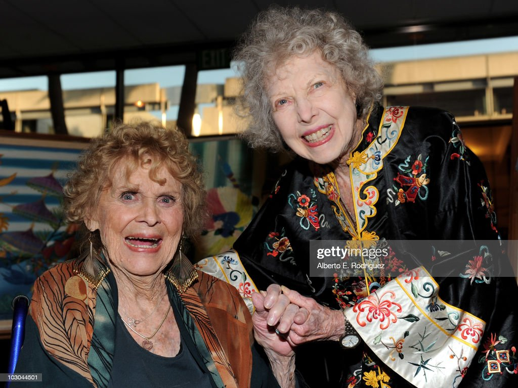 AMPAS' Centennial Celebration With Gloria Stuart