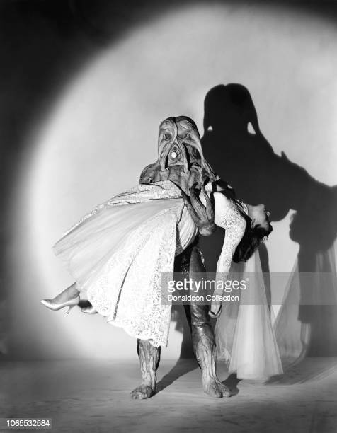Actress Gloria Talbott in a scene from the movie I Married a Monster from Outer Space