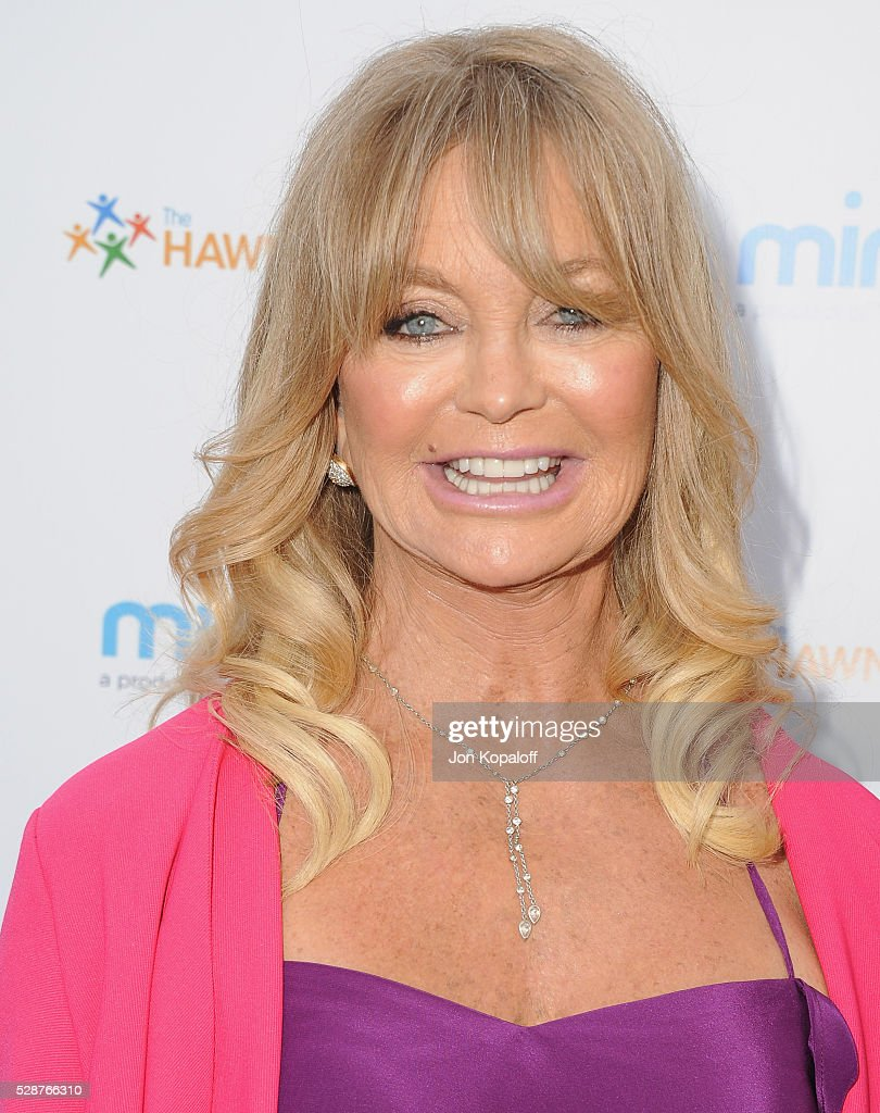 Goldie Hawn Hosts Annual Goldie's Love In For Kids - Arrivals