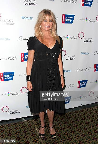 Actress Goldie Hawn attends the 29th annual DreamBall at Cipriani 42nd Street on September 26 2013 in New York City
