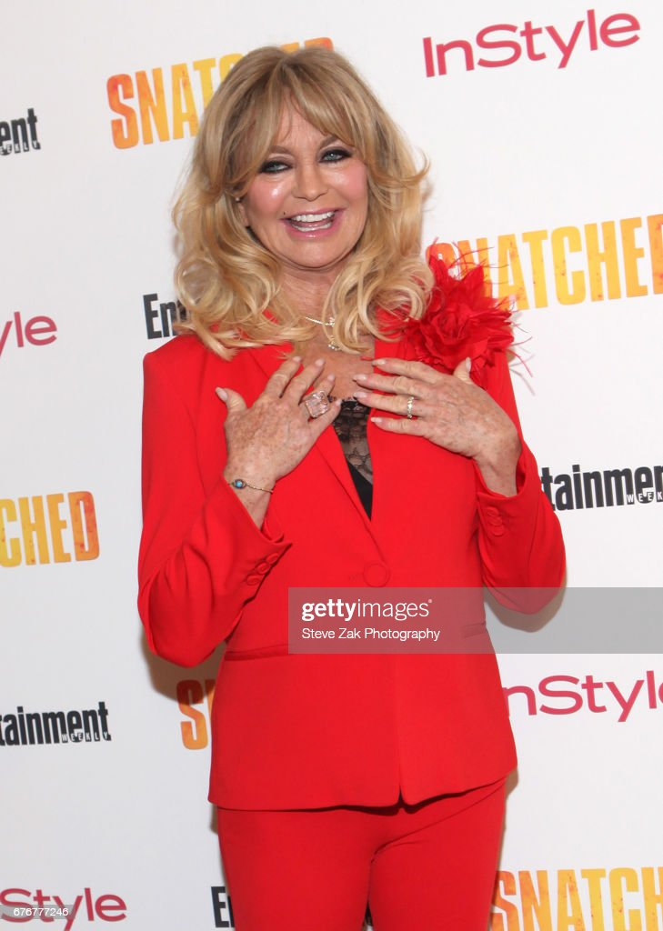 """""""Snatched"""" New York Premiere"""