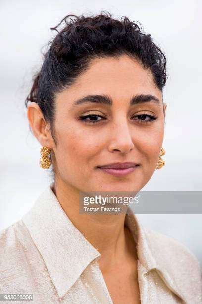 Actress Golshifteh Farahani attends the photocall for Girls Of The Sun during the 71st annual Cannes Film Festival at Palais des Festivals on May 13...