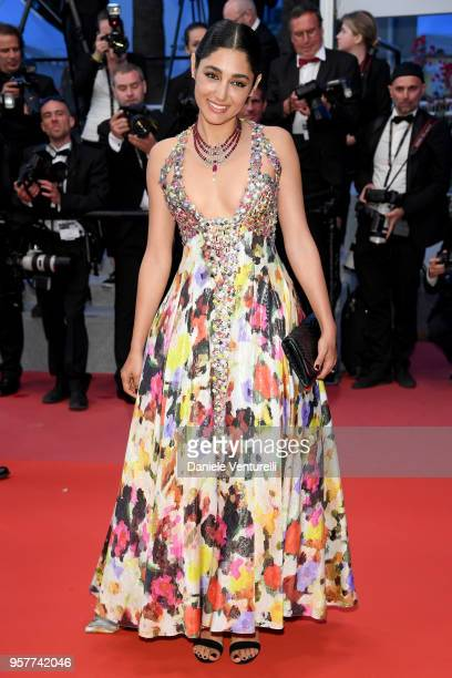 Actress Golshifteh Farahani attends the screening of 'Girls Of The Sun ' during the 71st annual Cannes Film Festival at Palais des Festivals on May...