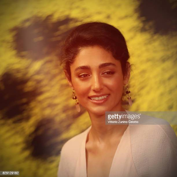 Actress Golshifteh Farahani attends The song of scorpions photocall during the 70th Locarno Film Festival on August 9 2017 in Locarno Switzerland