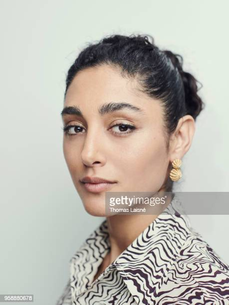 Actress Golshifteh Farahani is photographed for Gala Croisette, on May, 2018 in Cannes, France. . .