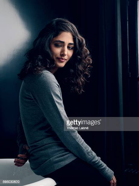 Actress Golshifteh Farahani is photographed for Self Assignment on January 10 2013 in Paris France