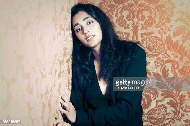 Actress Golshifteh Farahani is photographed for Self Assignment on November 25 2016 in Paris France