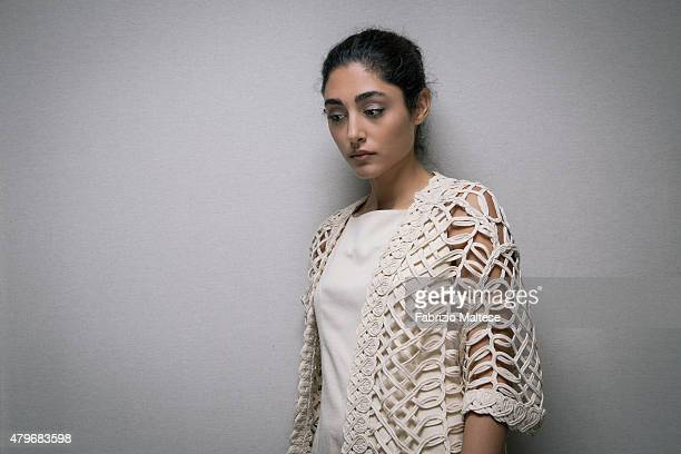 Actress Golshifteh Farahani is photographed for The Hollywood Reporter on May 15, 2015 in Cannes, France.