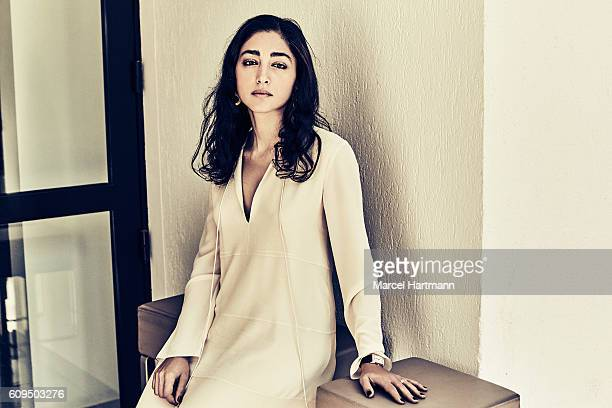 Actress Golshifteh Farahani is photographed for Vanity Fair Italy on May 12 2016 in Cannes France