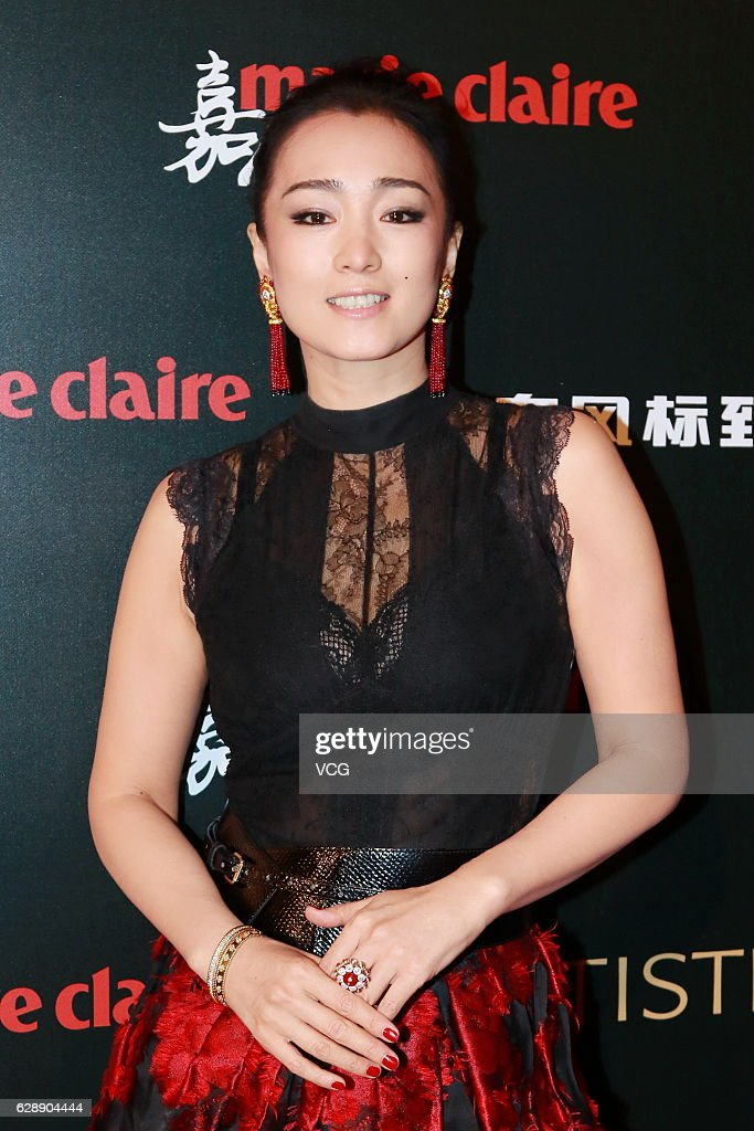 Gong Li Dresses