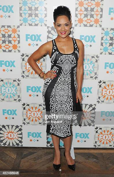 Actress Grace Gealey arrives at the FOX All-Star Party 2014 Television Critics Association Summer Press Tour at Soho House on July 20, 2014 in West...